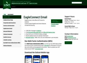 eaglemail.unt.edu