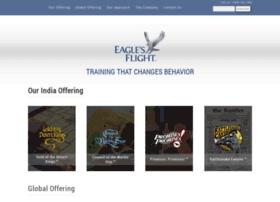 eaglesflightindia.com
