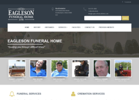 eaglesonfuneralhome.com