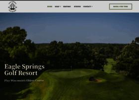 eaglespringsgolfresort.com