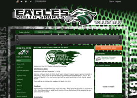 eaglesvolleyball.leag1.com