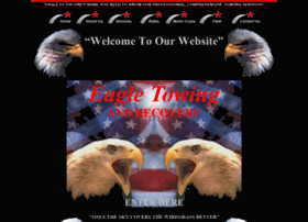 eagletowingandrecovery.com