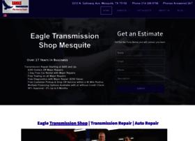 eagletransmissionmesquite.com