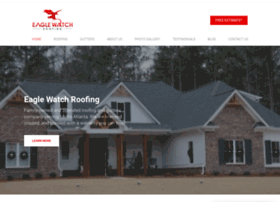 eaglewatchroofing.com