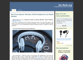 ear-buds.org