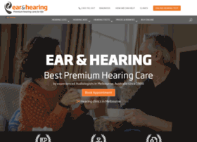 Ear-hearing.com.au