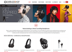 earbudsshop.com