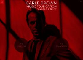 earle-brown.org