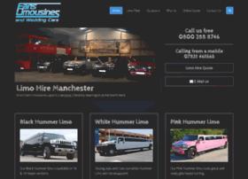 earlsweddingcars.co.uk