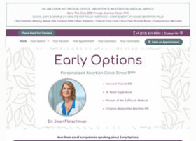 earlyabortionoptions.com