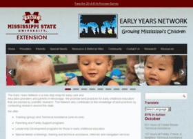 earlychildhood.msstate.edu