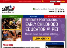 earlychildhooddevelopment.ca
