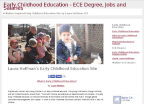 earlychildhoodeducation.biz