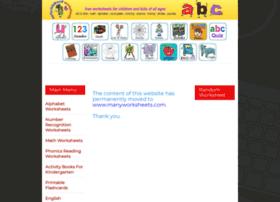 earlychildhoodworksheets.com