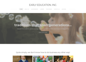 earlyeducationinc.com