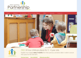 earlylearningpartnership.co.uk