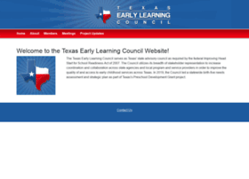 earlylearningtexas.org