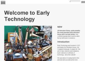 earlytech.com