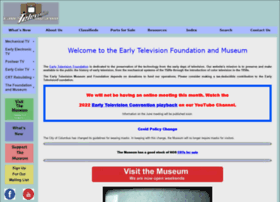earlytelevision.org