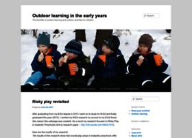 earlyyearsoutdooreducation.wordpress.com