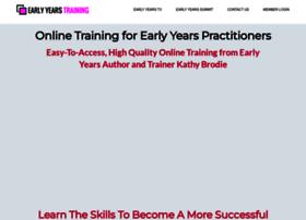 earlyyearstraining.org.uk