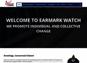 earmarkwatch.org