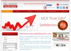 earn10000dailymcx.com