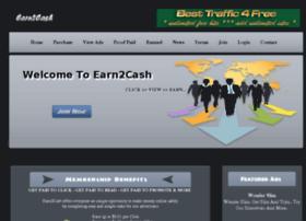 earn2cash.info
