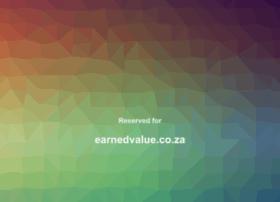 earnedvalue.co.za