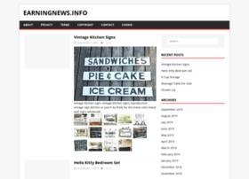 earningnews.info