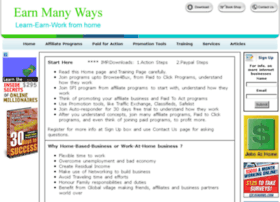 earnmanyways.com