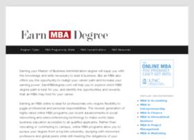 earnmbadegree.com