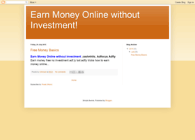 earnmoneybasics.blogspot.in