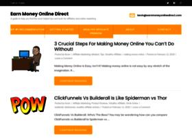 earnmoneyonlinedirect.com