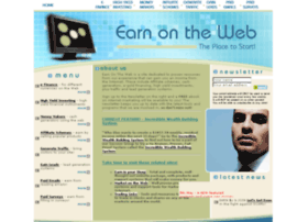 earnontheweb.com