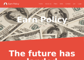 earnpolicy.com