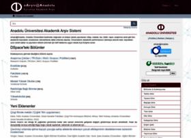 earsiv.anadolu.edu.tr