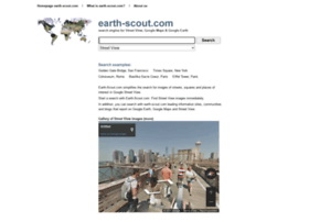 earth-scout.com