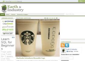 earthandindustry.com