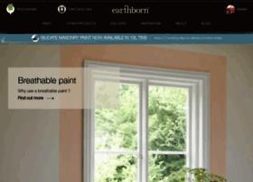 earthbornpaints.co.uk