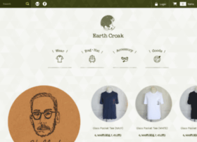 earthcroak.com