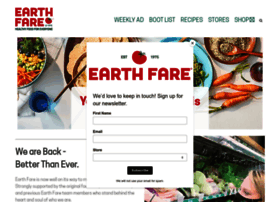 earthfare.com