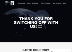 earthhour.wwfindia.org