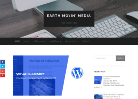 earthmovinmedia.com