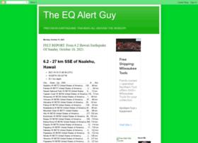 earthquakealert.blogspot.com