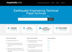 earthquakeengineeringtechnicalpapers.com