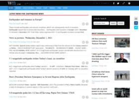 earthquakenews.com