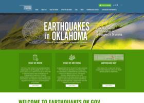earthquakes.ok.gov