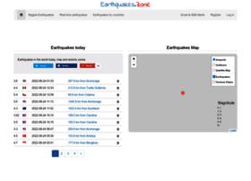 earthquakes.zone