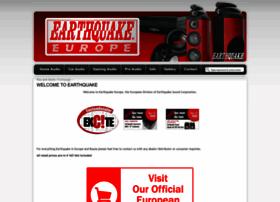 earthquakesound.eu